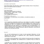 Conocimiento y experiencia de los profesionales sanitarios al servicio de la mejora organizacional: enfoque participativo en el diseño de manuales de acreditación de competencias profesionales en Andalucía