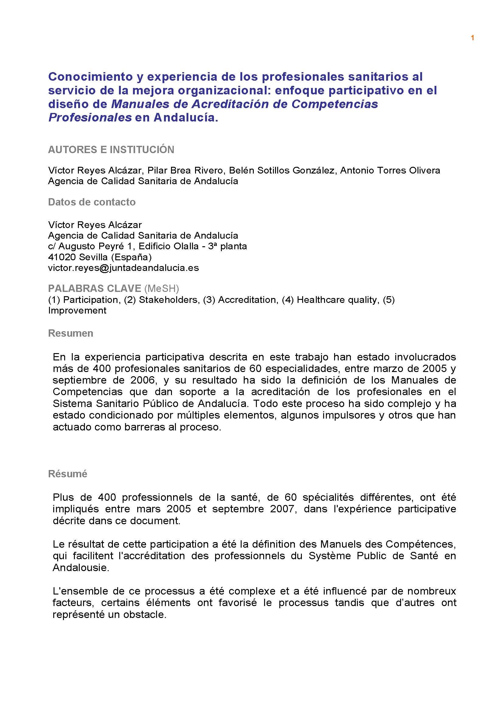Hermosa Resumir Experiencia Modelo - Colección De Plantillas De ...