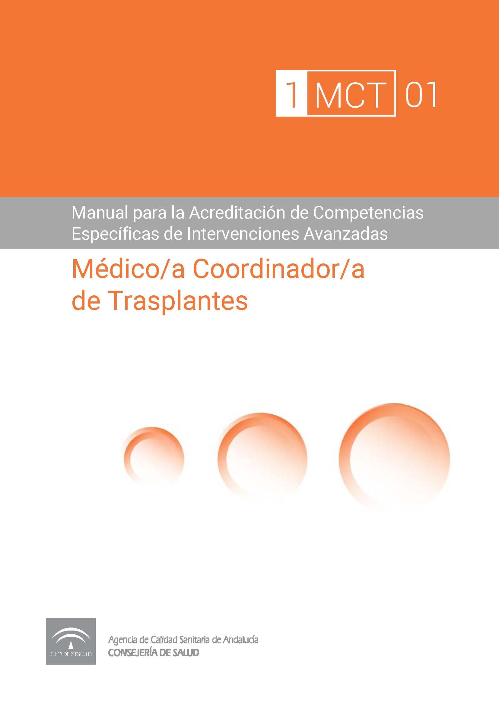 Médico/a Coordinador/a de Trasplantes