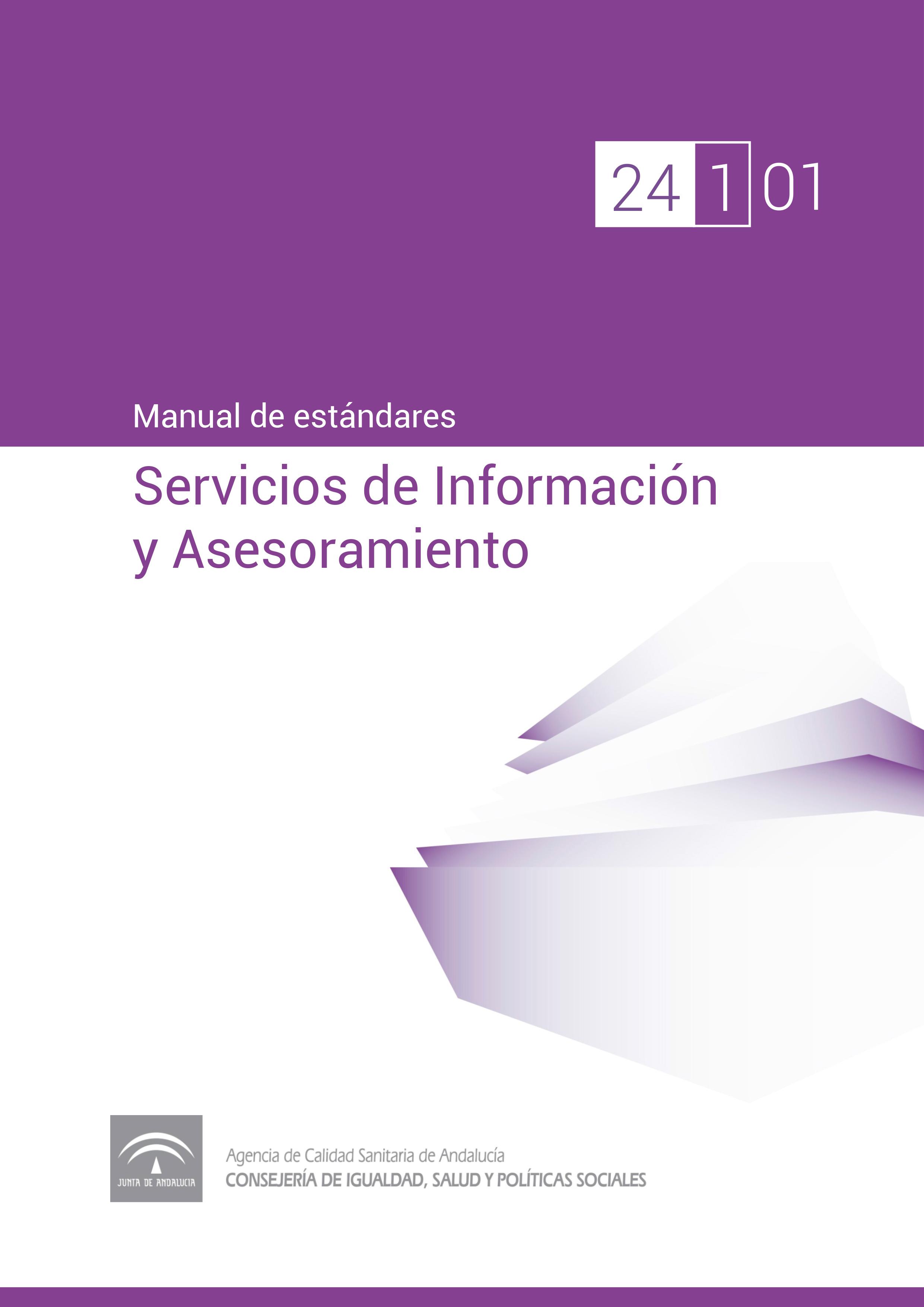 Programa de certificación de Servicios de información y asesoramiento