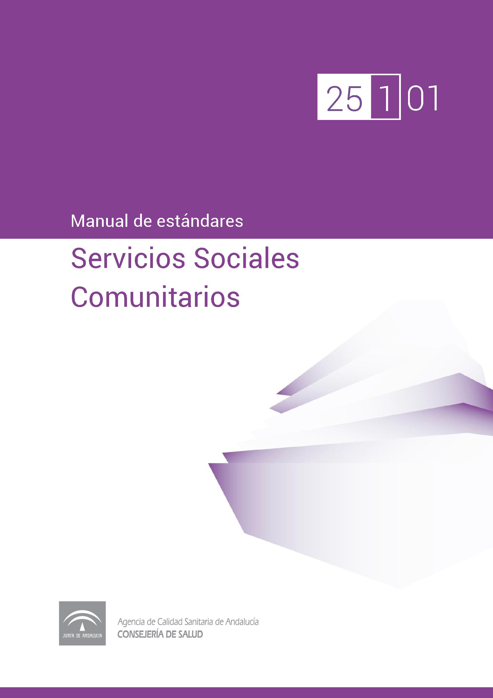 Programa de certificación de Servicios sociales comunitarios