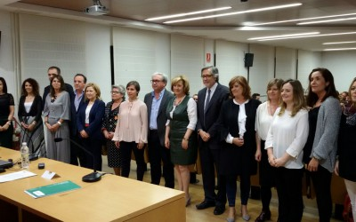 Diez centros que prestan servicios sociales en Jaén reciben la certificación de la Agencia de Calidad Sanitaria de Andalucía