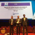 El modelo andaluz de certificación de unidades de gestión clínica renueva su acreditación internacional