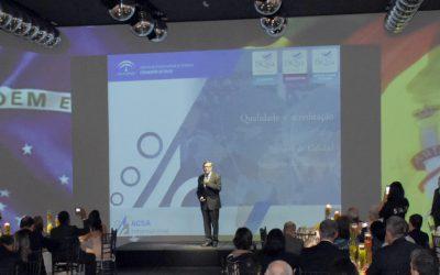 La Agencia de Calidad Sanitaria de Andalucía certificará centros y unidades asistenciales en Brasil