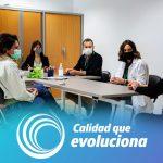 La Agencia de Calidad Sanitaria de Andalucía impulsa un plan de mentoría para centros del sistema sanitario público