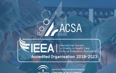 Andalucía sitúa su modelo de calidad sanitaria entre los de mayor reconocimiento a nivel internacional