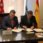 La Agencia de Calidad Sanitaria y la Asociación Española de Urología firman un convenio que define sus líneas de colaboración