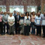 Entrega de certificación de calidad a 10 centros y unidades sanitarias en Huelva
