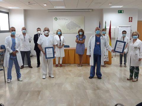 Entrega certificación 2 unidades AGS Norte de Córdoba