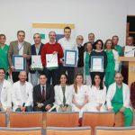 Entrega certificación ACSA a 3 centros en Hellín 161219