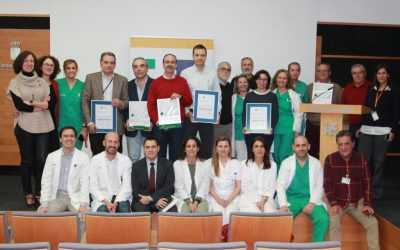 La Agencia de Calidad Sanitaria de Andalucía otorga sus primeras certificaciones a servicios sanitarios de Castilla-La Mancha