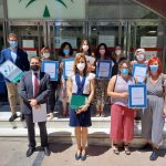 La provincia de Jaén consolida la calidad de sus servicios sociales con la certificación de cinco residencias y servicios de día