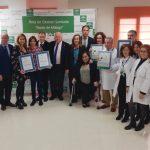 Entrega de certificados de calidad a 5 unidades del AGS Norte de Málaga 111119