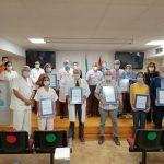 Siete unidades del área Sur de Granada certifican la calidad de sus servicios sanitarios