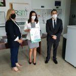 """La Residencia de Mayores """"San Miguel"""" de Sanlúcar la Mayor recibe la certificación de la Agencia de Calidad Sanitaria de Andalucía"""