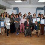 Certificación ACSA 3 centros discapacidad Sevilla 040418