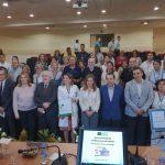 Entrega de certificación de calidad al Hospital de Antequera