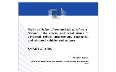 Un informe de la Comisión Europea destaca la estrategia andaluza de calidad y seguridad de apps de salud