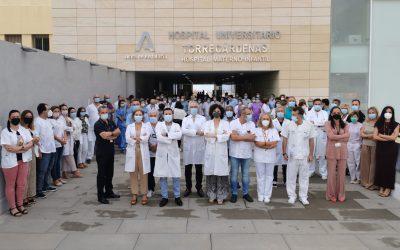 Doce centros de la sanidad pública andaluza, en el programa de acreditación para 'Centros comprometidos contra la violencia de género'