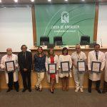 Entrega certificación calidad Agencia Costa Sol