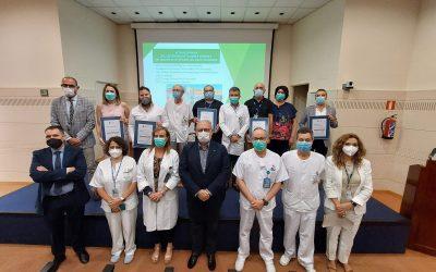 Cinco unidades del Área de Gestión Sanitaria Norte de Málaga consiguen la certificación de calidad