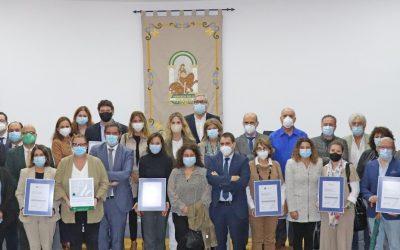 La provincia de Cádiz consolida la calidad de sus servicios sanitarios con la certificación de 10 centros y unidades asistenciales