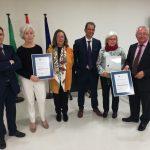 Los hospitales de alta resolución de Écija y Utrera consiguen la certificación de la Agencia de Calidad Sanitaria de Andalucía