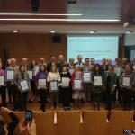 20 centros y unidades sanitarias de la provincia de Jaén reciben la certificación a la calidad de sus servicios