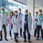 La Unidad de Radiofísica del Clínico San Cecilio, primera de esta especialidad certificada con el nivel 'Óptimo' de la Agencia de Calidad Sanitaria de Andalucía