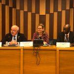 Jesús Aguirre preside en Ginebra el lanzamiento de un proyecto europeo en salud móvil liderado desde Andalucía