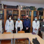 El Hospital Reina Sofía inicia un plan de mentoría con la Agencia de Calidad Sanitaria de Andalucía