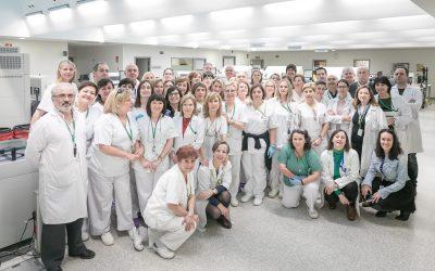 Los Laboratorios del Hospital Universitario San Cecilio consiguen el sello de calidad excelente de la Agencia de Calidad Sanitaria