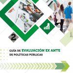 Portada de la Guía de Evaluación Ex Ante de políticas públicas