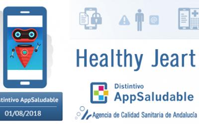 Una aplicación móvil para mejorar hábitos de vida en niños y adolescentes consigue el Distintivo Appsaludable