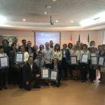 Marina Álvarez reconoce la calidad del trabajo de 34 unidades de gestión clínica de atención primaria de la provincia de Sevilla