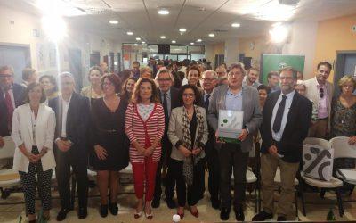 Salud otorga su sello de calidad en nivel Óptimo' al Hospital Sierra Norte y a los laboratorios de Utrera, Écija y Constantina