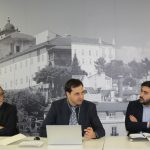 La Agencia de Calidad Sanitaria de Andalucía y los ServiciosCompartidos del Ministerio de Salud de Portugal se reúnen en Lisboa para hablar de salud digital
