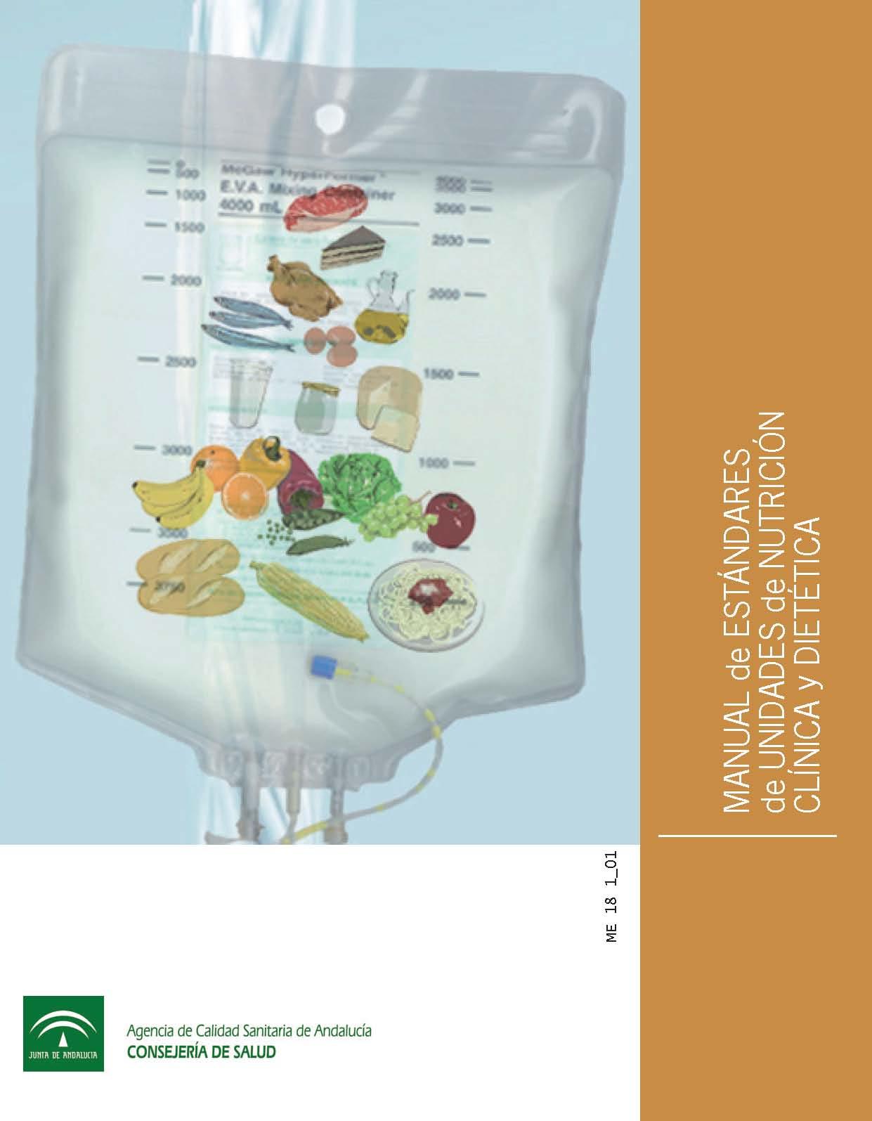 Unidades de Nutrición Clínica y Dietética