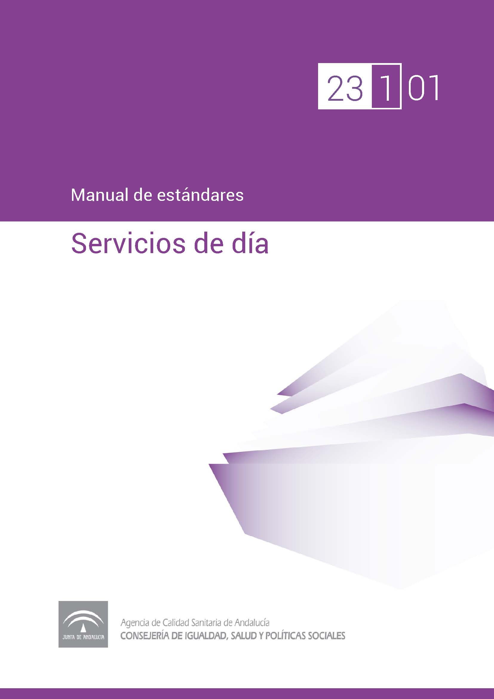 Manual de Estándares Servicios de día