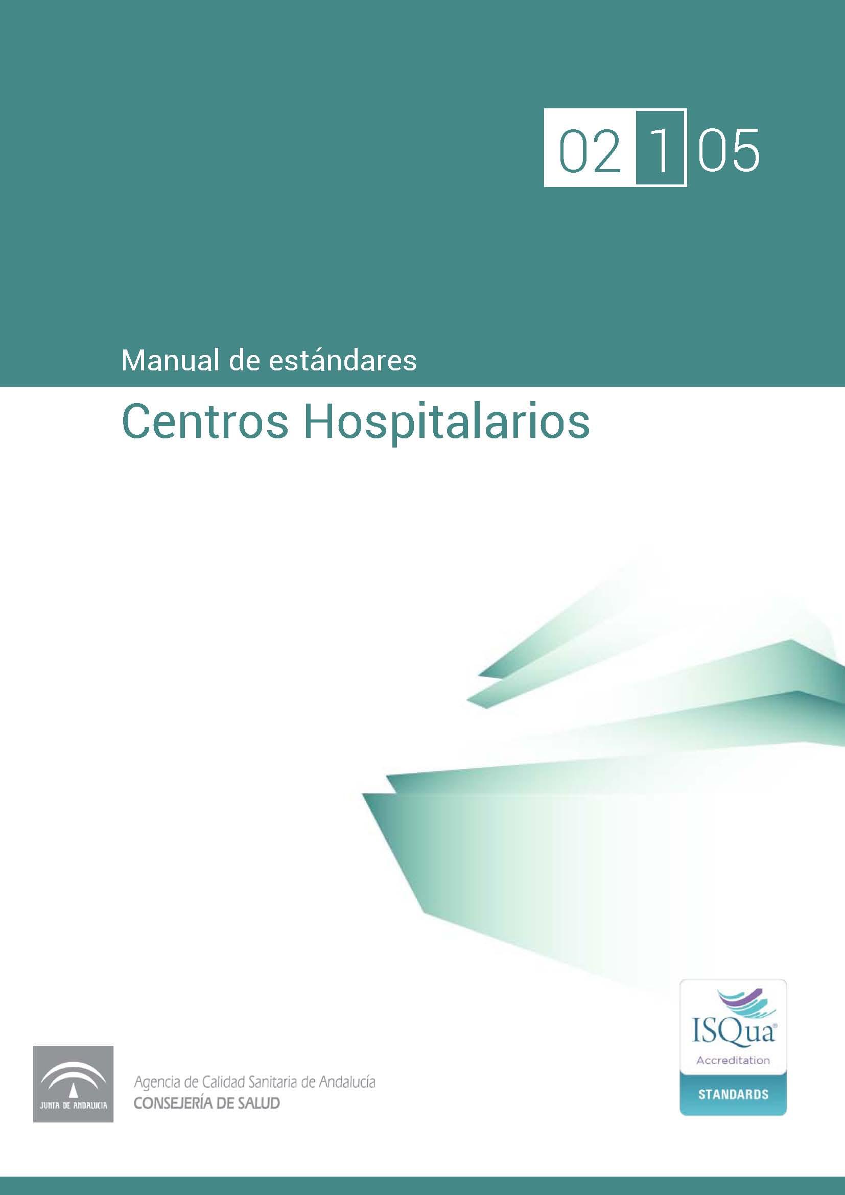 Manual de estándares de centros hospitalarios