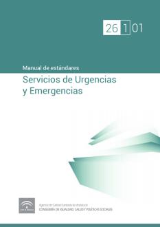 Manual de Estándares de Servicios de Urgencias y Emergencias
