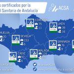 Más de 700 centros y unidades asistenciales cuentan ya con la certificación de la Agencia de Calidad Sanitaria de Andalucía