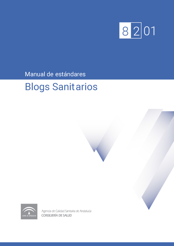 Manual de estándares para blogs sanitarios