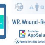 Una app que permite seguir la evolución de las heridas en los pacientes consigue el Distintivo Appsaludable