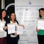 Estudio andaluz apps gana premio congreso SECA