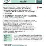 Proceso de atención a las personas con lesiones quísticas y tumorales benignas. Documento de consenso de la sección territorial andaluza de la Academia Española de Dermatología Médico-Quirúrgica y Venereología