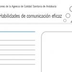 Recomendación de calidad – Habilidades de comunicación eficaz