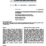 Acreditación de competencias profesionales de las matronas en Andalucía