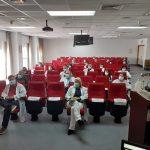 Responsables de unidades hospitalarias y centros de salud del Área de Gestión Sanitaria Osuna participan en una sesión sobre calidad asistencial