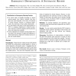 Shared Decision-Support Tools in Hospital Emergency Departments: A Systematic Review.